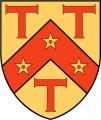 St Antony's crest