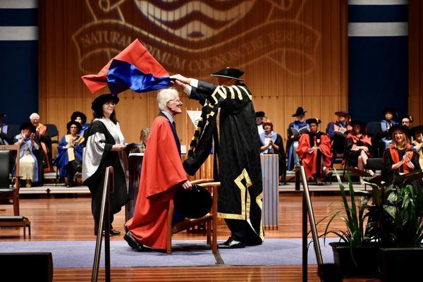 jaas degree ceremony